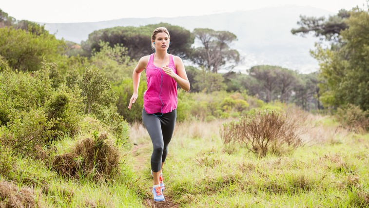 7 zelo dobrih razlogov, zakaj mora vsak tekač vključiti tek v hrib (foto: Profimedia)