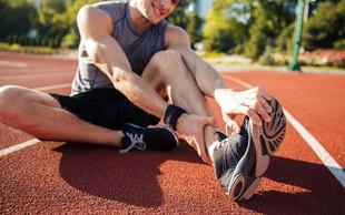 To lahko naredite, če vas mučijo krči in bolečine v nožnih prstih