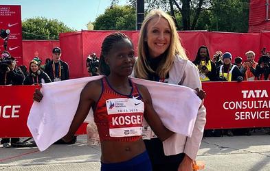 Nori maratonski vikend: po 16 letih padel še svetovni rekord v ženskem maratonu