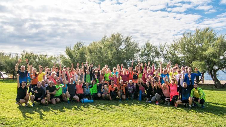 Ste pripravljeni na novo tekaško sezono? Pridružite se nam na tekaškem taboru! (foto: Monika Skitek Mulec)