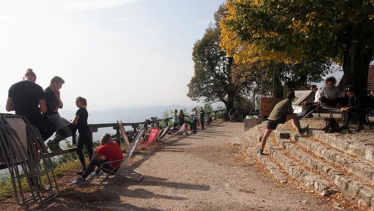 Kratki dnevi – kratki izleti: Kaj vse morate vedeti o Šmarni gori? (foto: DDD)