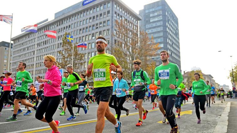 Ljubljanski maraton je pred vrati. Fizično ste pripravljeni, kaj pa psihično? (foto: Profimedia)