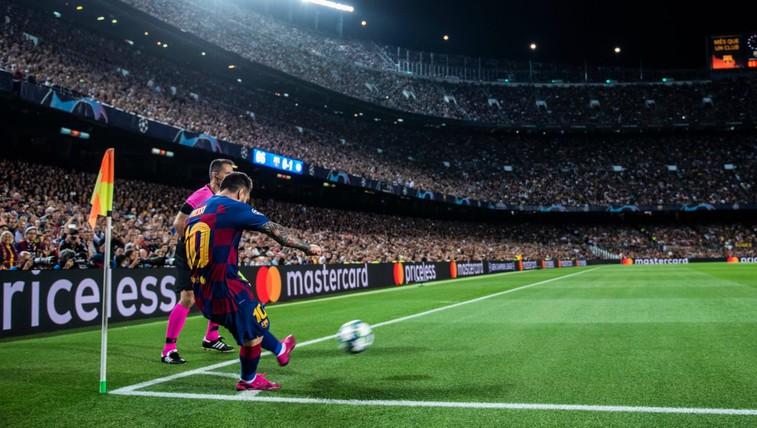 Nogomet: Kdo je novi partner FC Barcelona? (foto: profimedia)