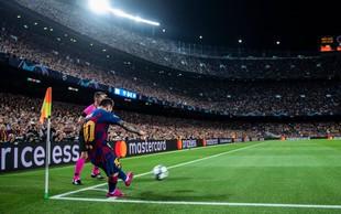 Nogomet: Kdo je novi partner FC Barcelona?