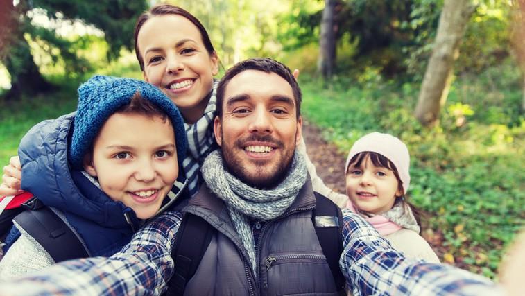 5 lastnosti, ki odlikujejo srečno družino (foto: FOTO: Shutterstock)