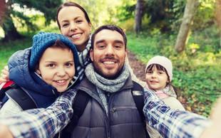 5 lastnosti, ki odlikujejo srečno družino