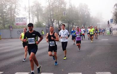 Ljubljanski maraton: Ste tekli na 10 km? (fotogalerija)