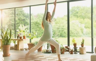 Zakaj bi bilo dobro, da nosečnice telovadijo?