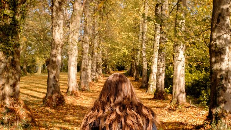 Sreča je uživati v naravi (foto: unsplash)