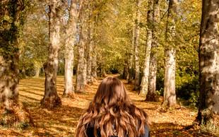 Sreča je uživati v naravi