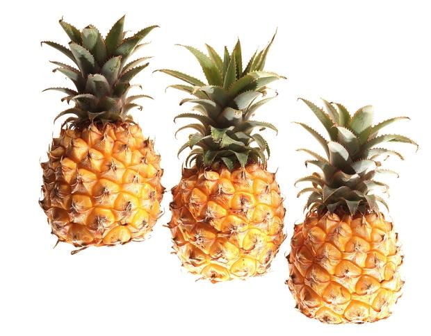 11 Ananas - 25.44 milijonov ton na leto Ananas je tropski sadež, njegova domovina pa je najverjetneje obrežje druge največje …
