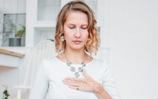 Triminutna meditacija za srce - tako se hitro odstranite iz toksične situacije