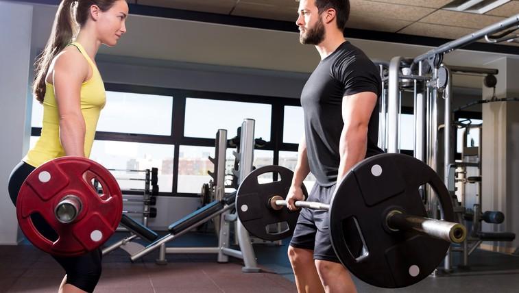 5 načinov, s katerimi si otežite vadbo, ko postane prelahka (foto: profimedia)