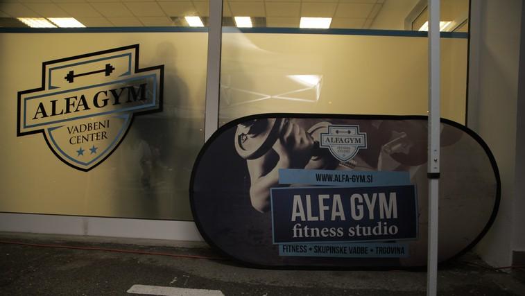 Vrata je odprl novi Alfa gym samo za ženske! (foto: Aleksandra Saša Prelesnik)