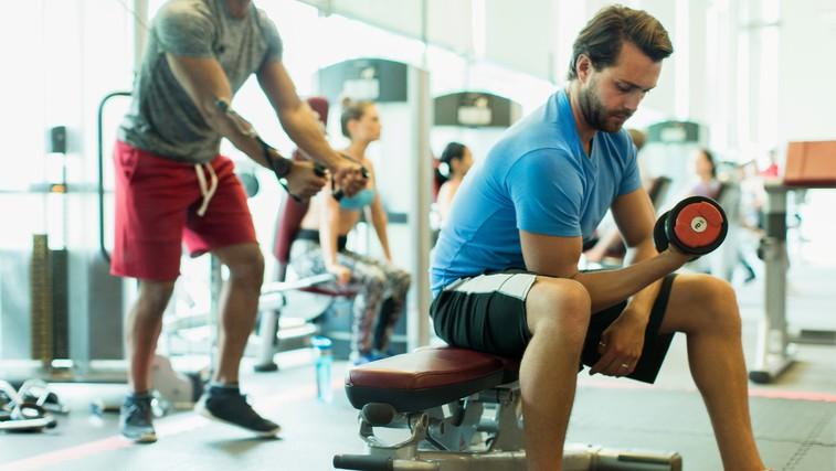 Tako boste v fitnesu (še) bolj produktivni (foto: profimedia)