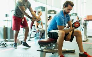 Tako boste v fitnesu (še) bolj produktivni