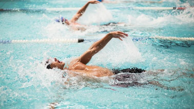 Pridobivanje mišične mase: Kako učinkovito je pri tem plavanje? (foto: Profimedia)