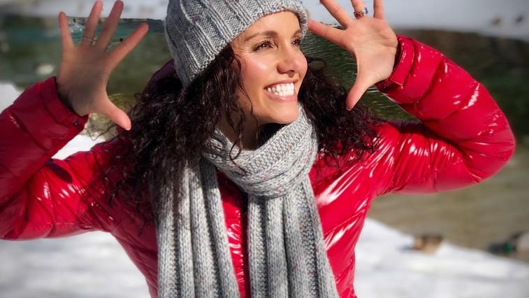 """Metka Albreht: """"Moje življenjsko darilo je to, da sem zdrava"""" (foto: Metka Albreht zasebni arhiv)"""