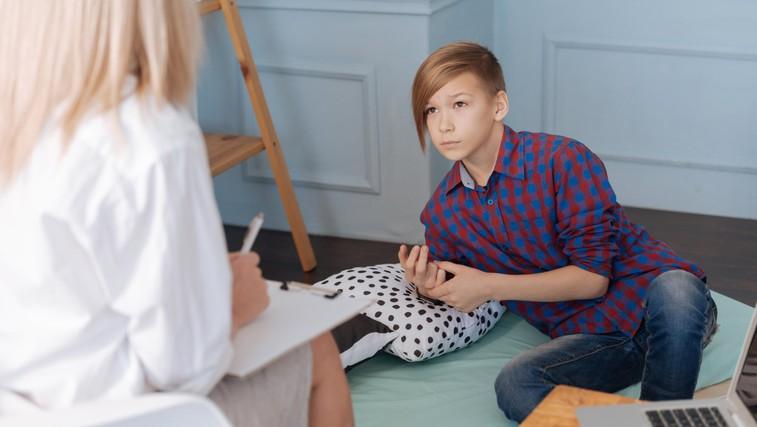 8 načinov, kako preveriti, če izbrani psihoterapevt ustreza vašemu otroku (foto: Profimedia)