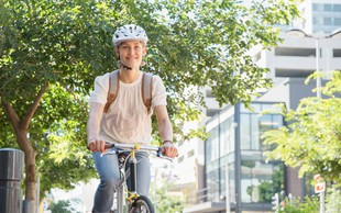 Popoln vzor za Ljubljano (in Maribor): Gradec bo v kolesarske steze vložil 100 milijonov evrov