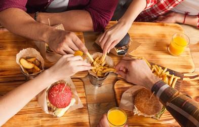 Kako hitra hrana deluje na telo in imunski sistem?
