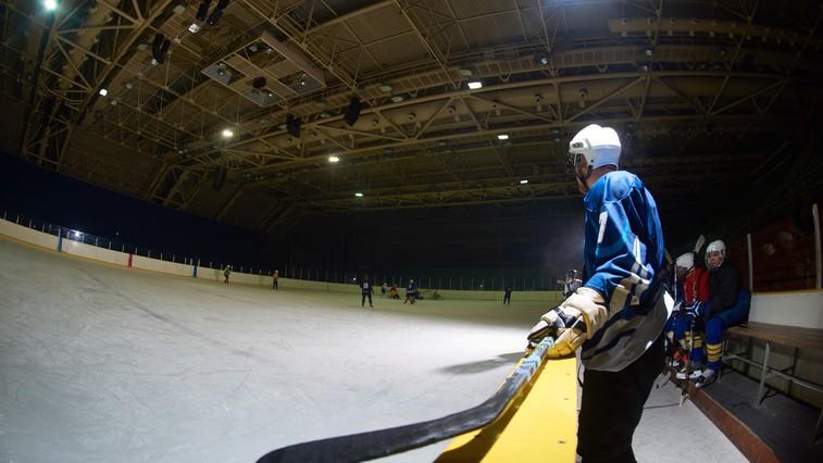 Hokej na ledu: Kako sem prvič na drsalke stopil pri 32 letih (foto: Profimedia)