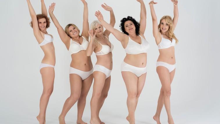 Sprejmite svoje telo in se nehajte primerjati z drugimi! (foto: Profimedia)