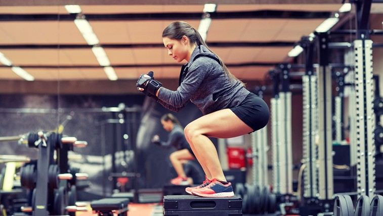 Trening za krepljenje najbolj obremenjenih mišic pri zimskih športih (foto: profimedia)
