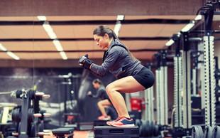 Trening za krepljenje najbolj obremenjenih mišic pri zimskih športih