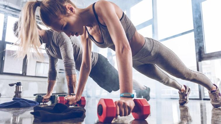 6 vaj za krepitev celega telesa - sprejmete izziv? (foto: profimedia)