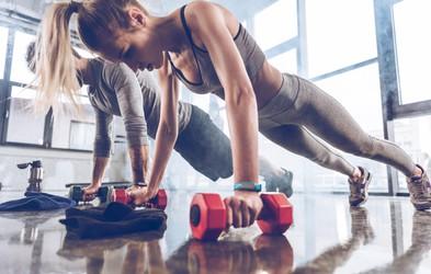 6 vaj za krepitev celega telesa - sprejmete izziv?