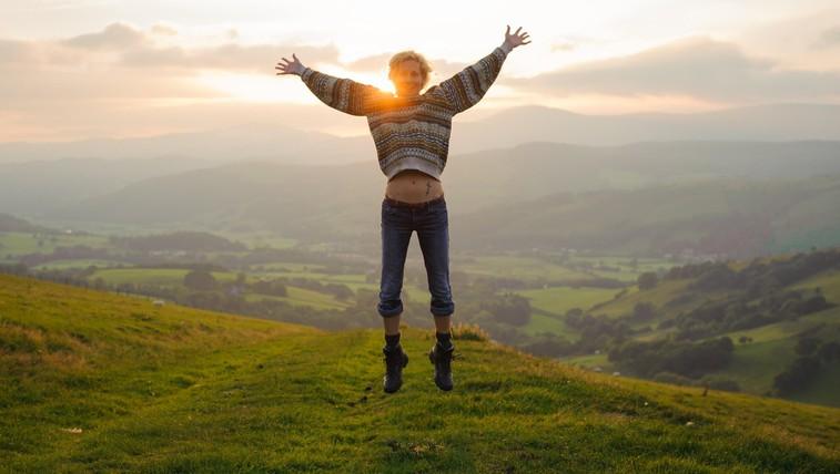 Ste hiperaktivni ali imate le veliko energije? V čem je razlika? (foto: profimedia)