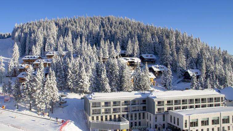 Golte: naj vas očara pogled na Savinjske Alpe, Karavanke in Savinjsko dolino (+ nagradna igra za smučarske karte!) (foto: Golte (promocijsko gradivo))
