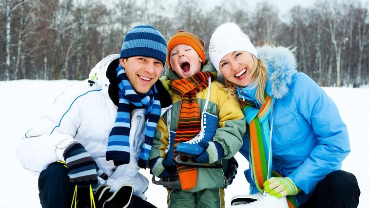 5 razlogov, zakaj je drsanje na ledu super rekreacija (vpišite se v šolo drsanja za odrasle!) (foto: profimedia)