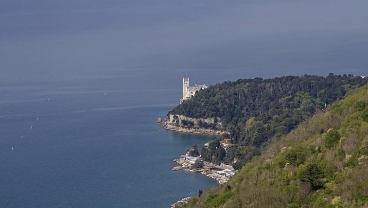 Izlet, ki diši po morju: Napoleonova pot nad Trstom, kjer razgledi polnijo vašo dušo (foto: DDD)