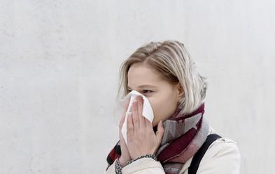 Kako preprečite širjenje prehlada v službi?