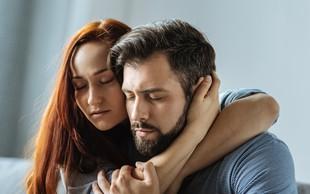 Kadar je ljubljeni človek depresiven, ni prizadet le on, ampak vsi družinski člani