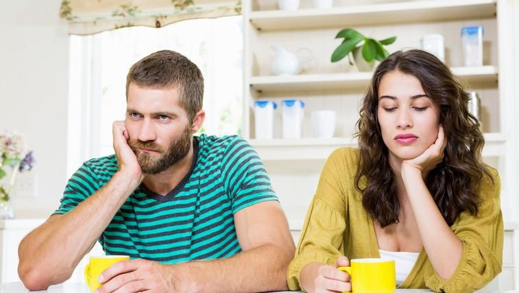 Kaj je skupnega vsem parom v težavah (+ kaj bo odločilo, ali bo par ostal skupaj) (foto: Profimedia)