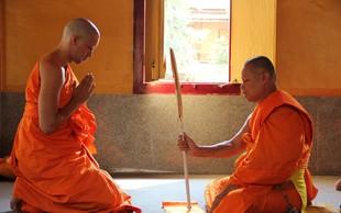 Modrosti budističnih menihov: Kako izraziti hvaležnost?