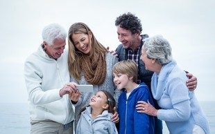 12 načinov, kako shajati s partnerjevo družino