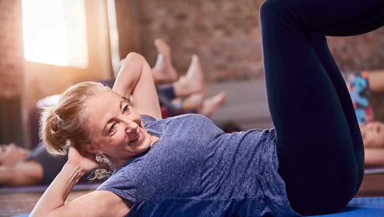 Zelo intenzivna vadba čuva srce in je primerna za vse starosti (foto: profimedia)