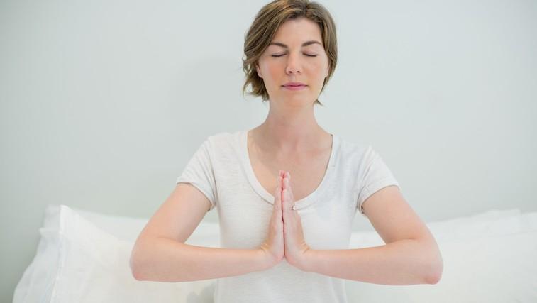 Z meditacijo sem izgubila 14 kilogramov … in marsikaj pridobila! (foto: Profimedia)