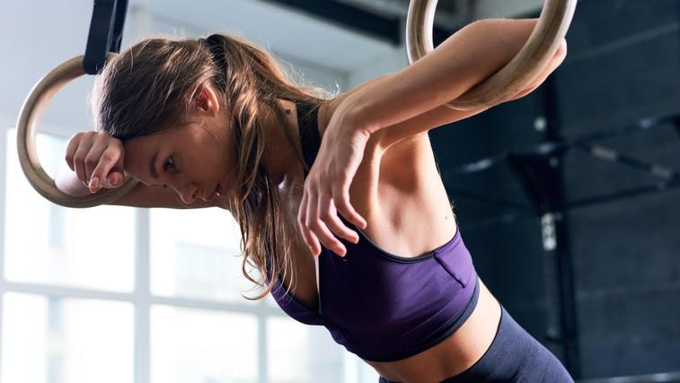 """""""Morala sem opustiti naporne vadbe, ker so me pripeljale do izgorelosti"""" (zgodba osebne trenerke) (foto: profimedia)"""