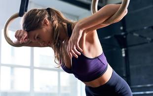 """""""Morala sem opustiti naporne vadbe, ker so me pripeljale do izgorelosti"""" (zgodba osebne trenerke)"""