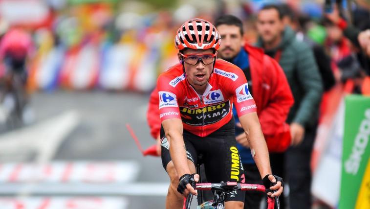 Primož Roglič: Kaj pomeni biti najboljši kolesar na svetu? (treningi, prehrana, dirke) (foto: Profimedia)