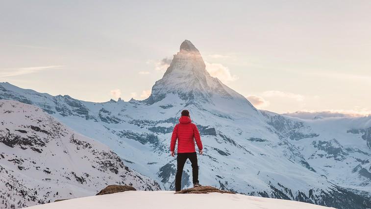 Vsakič, ko se vrnemo iz gora, smo bogatejši (foto: unsplash)