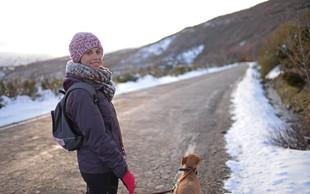 Naj vas prepričamo, da je zima najboljši letni čas za vadbo na prostem