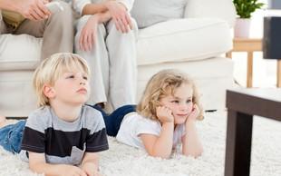 Le usmerjeno in omejeno gledanje televizije lahko na otroke vpliva pozitivno