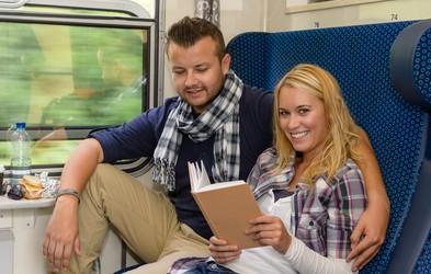 7 razlogov, zakaj potovati z vlakom
