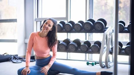 """Nuša Gnezda: """"Več treninga ne pomeni nujno boljših rezulatatov"""""""